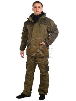 костюм Шторм дмс (полофлис светл.хаки)
