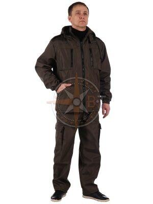 костюм Лес дмс (полофлис хаки)