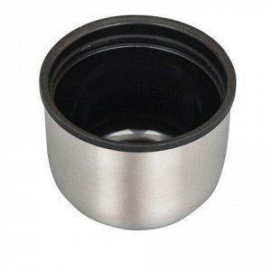 Термос WALTZ / ЛАЙМА классический с узким горлом, 0,35 л, нержавеющая сталь, 601411