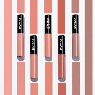 Levrana- натуральная косметика. Снимаем Макияж со скидками  — Блески для губ — Для губ