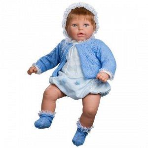 30073b Mi Nene Nino Azul - Мальчик в синем (60 см)