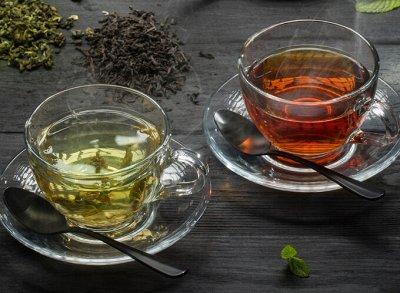 VINTAGный вкусный и натуральный чай — Купажи черного и зеленого чаев