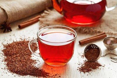 VINTAGный вкусный и натуральный чай — Ройбуш/Ханибуш