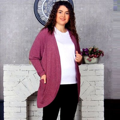 14 - DRESS. Яркий трикотаж для всех от 42 до 70 размера! — Джемперы, толстовки, свитшоты — Толстовки