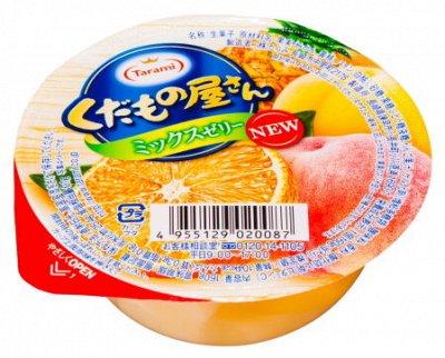 Продукты из Кореи,Японии,Таиланд ,Вьетнама 🥨    — Фруктовое желе — Мармелад и зефир