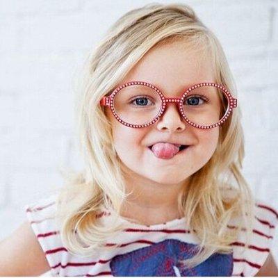 ☀Солнцезащитные очки для всей семьи — Оправы детские+подростковые — Очки и оправы