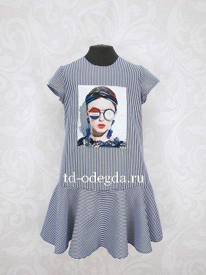 Платье 1205-5008