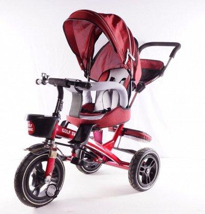 ЗелКрок-618.  Велосипеды, игрушки, куклы, пупсы  — Детские трехколесные велосипеды — Велосипеды