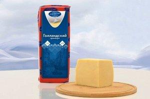 Сыр Голландский Премиум 45% ТМ Молочный Мир