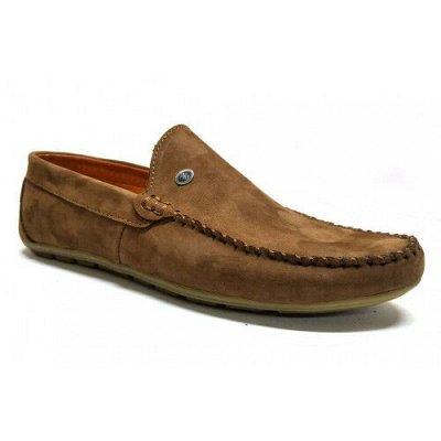 ✔ Атом-обувь из натуральной кожи-19_ ✔    — Мужские мокасины — Мокасины