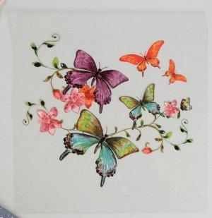 Термотрансфер Бабочки 20*20см
