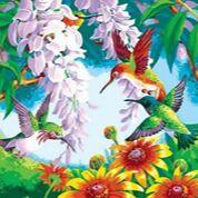 Все для творчества и рукоделия в наличии! Быстрая доставка. — Картины рисование и алмазная мозаика по номерам — Мозаики и фреска