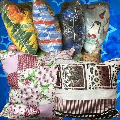 Постелька. Шикарный выбор и цены  — подушки файбертекс — Двуспальные и евроразмер