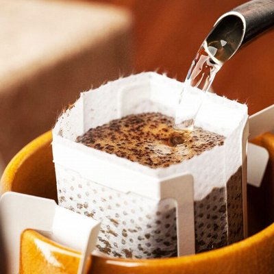 Японский кофе в фильтр-пакетах ・✿╲(。◕‿◕。)╱✿・