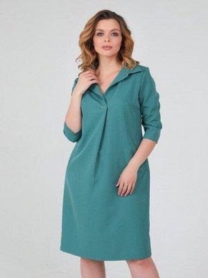 Платье 008/7 пыльная мята