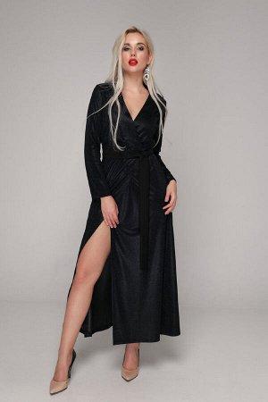 Платье 258 черный