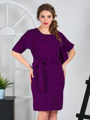 Платье 132/3, фиолетовый