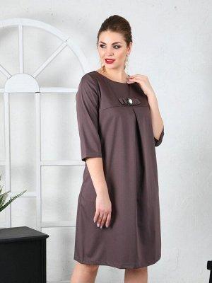 Платье 126, мокачино