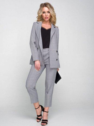 Стильная жен.одежда от ЕLLcoRa💥 Размеры от 40 до 60! — Брюки — Классические брюки