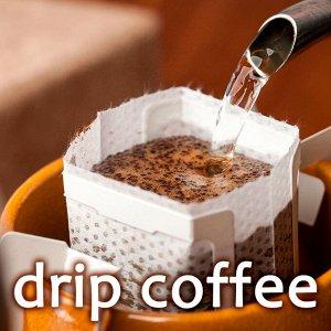Черный кофе 10шт.