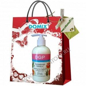 """Domix Sensational Solution """"Грейпфрут и Жимолость"""" Крем восстанавливающий для рук и тела 260 мл"""