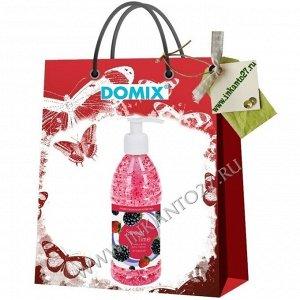 Domix Sweet Time Шейк-гель для тела Ягодный 310 мл
