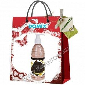 Domix Sweet Time Шейк-крем для тела Ванильный 310 мл