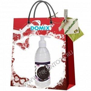Domix Sweet Time Шейк-крем для тела Миндальный  310 мл