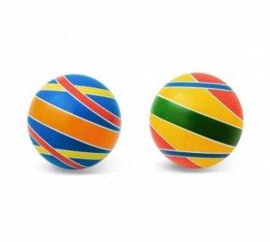 """Мяч д. 200 мм. """"Планеты"""" ручное раскрашивание (юпитер,сатурн)"""
