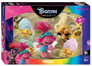 Пазлы 160 Trolls-2 (DreamWorks)