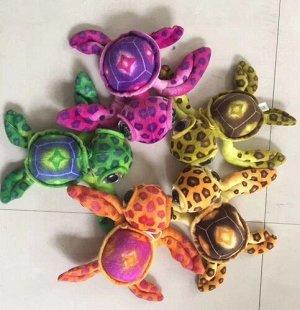 Мягкая игрушка Морская черепаха, 32см, цв. в ассорт.