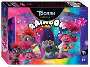 Пазлы 35 Trolls-2 (DreamWorks)