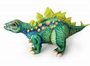 Мягкая игрушка Стегозавр, 44см, цв. в ассорт.