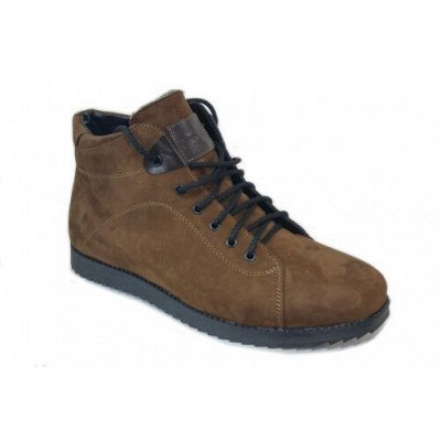 ✔ Атом-обувь из натуральной кожи-19_ ✔    — Мужская зимняя обувь — Для мужчин