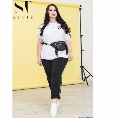 SТ-Style*⭐️Летняя коллекция! Обновлённая! — Супер батал: Спортивная одежда — Костюмы