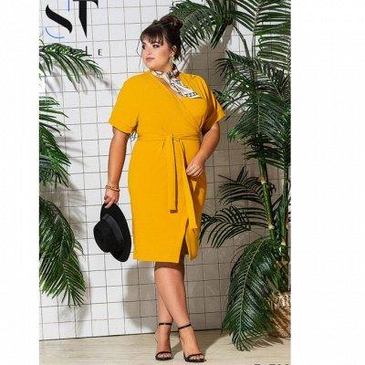 SТ-Style*⭐️Летняя коллекция! Обновлённая! — Супер батал: Платья 2 — Платья