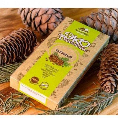 •Сибирские органические продукты • Кедровые подушки! — Новинка. Живые эко-батончики - здоровый и полезный перекус! — Батончики, снэки