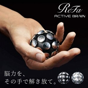 MTG ReFa Active Brain - массажер для ясности ума и концентрирования