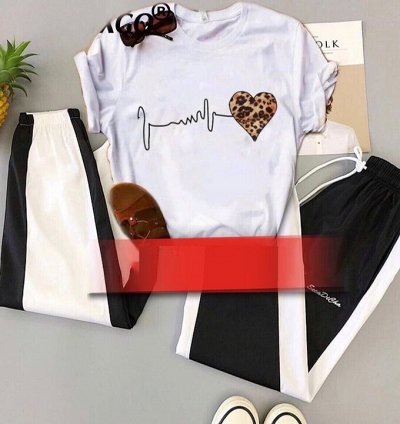 Огромный Выбор! Долгожданная по супер  ценам! — Летние костюмы с брюками. — Костюмы с брюками