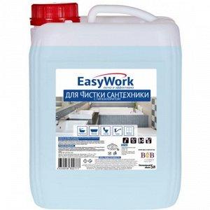 EasyWork Средство для сантехники с гипохлор. 5л