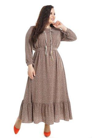 Платье-4128