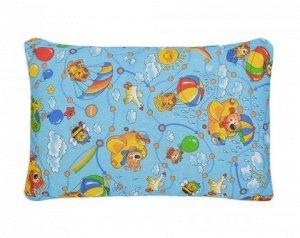 Подушка в кроватку 40х60 синтепон