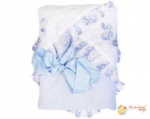 Одеяло конверт (Велюр\хлф) Зима ЕВРО