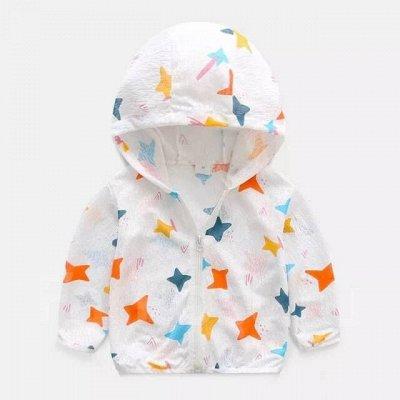 Кепки! Очки! Зонты! Дождевики! Быстрая выдача! — Защитные кофты от солнца детские — Детям и подросткам