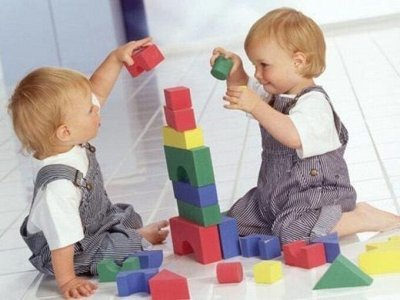GerdaVlad 2020/11. Проводим время с пользой!   — Конструкторы и кубики для малышей — Конструкторы и пазлы