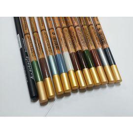 02 Палитра карандашей для глаз НЕБО