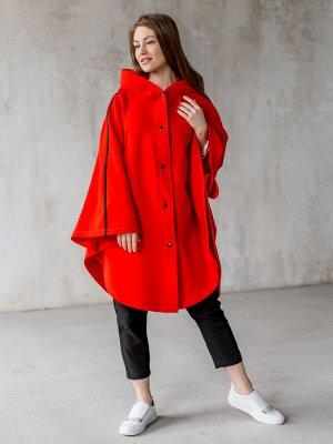 Пальто SOVALINA красный