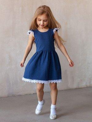 Платье Бабочка кружево-к