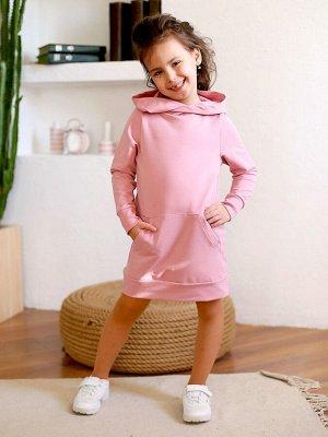 Платье SPORT  розовый зефир