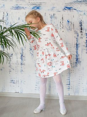 Платье Лиса